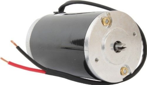 New 12 Volt Auger Motor For Curtis Salt Spreader Snowex D6320