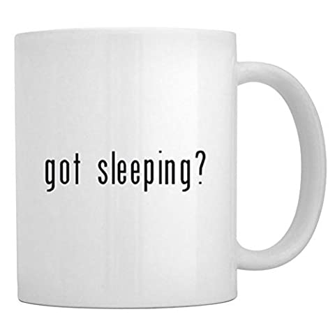 Fuuny Coffee Mugs Got Sleeping? Mug (Nice Shot Snoopy)