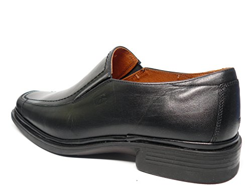 Les Les Loafer Appartements Appartements Hommes Fluchos Hommes Appartements Noir Fluchos Les Noir Loafer q0px0wS1A