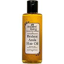 Ancient Living Brahmi & Amla Hair Oil 6.76 oz