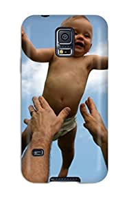 Premium Protection Baby Case Cover For Galaxy S5- Retail Packaging