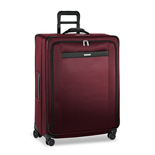 Briggs & Riley Transcend Large Expandable 29'' Spinner, Merlot by Briggs & Riley