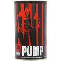 Universal Nutrition Animal Pump Pre-Entrenamiento, óxido nítrico, creatina, suplemento de energía, 30 paquetes