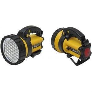 Lampe de poche rechargeable PJL-370 jaune