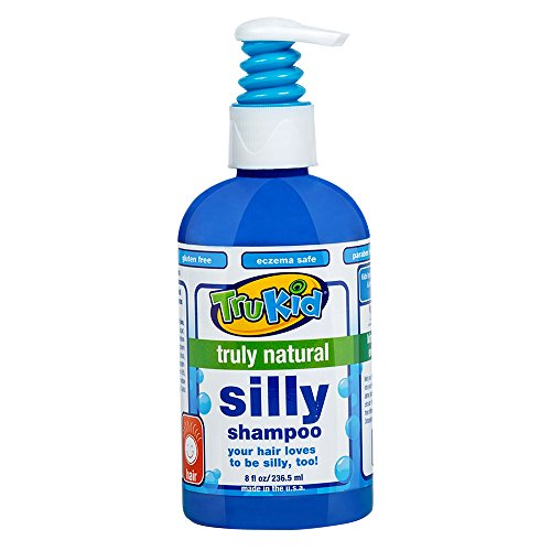 - TruKid Silly Shampoo - Daily Natural Cleansing, Nourishing, and Gentle, Light Citrus Scent, 8 oz