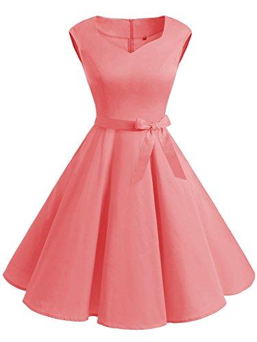 50s circle skirt dress - 2