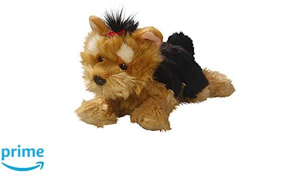 Carl Dick Peluche - Perro Yorkshire Terrier (Felpa, 32cm) [Juguete] 3365: Amazon.es: Juguetes y juegos
