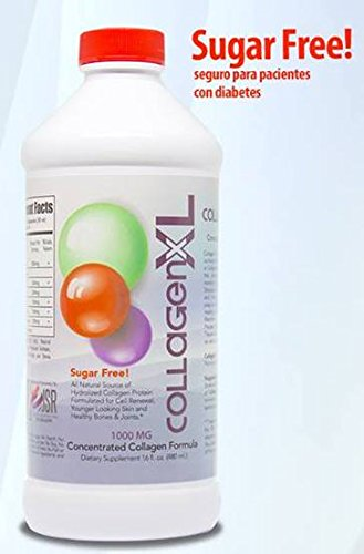 Liquid Collagen with MSM, Glucosamine, Chondroitin, Boswellia Serrata and White Willow 16 onz ()