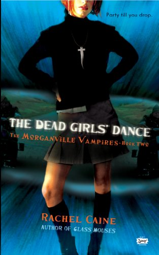 book cover of Dead Girl\'s Dance