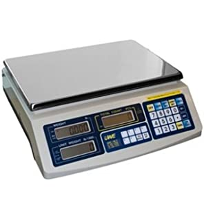 Summit Measurement SAC-150lb Triple Range Counting Scale Intell-CountÖ