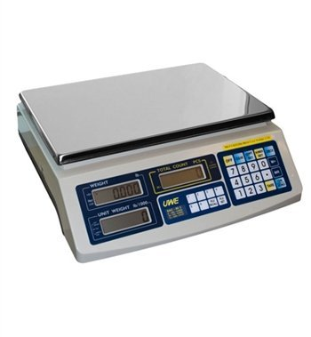 Summit Measurement SAC-150lb Triple Range Counting Scale Intell-Count/Ö