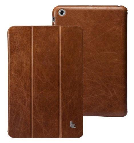 Jisoncase Vintage Genuine Leather JS IM2 01A20 Brown product image