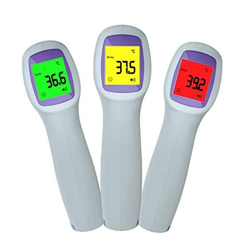 🥇 Termómetro de infrarrojos