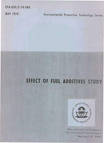 Effect of Fuel Additives Study