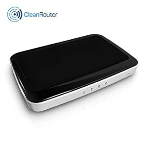 CLEAN ROUTER - The Wireless 802.11n (WiFi) Router that automatically blocks Internet Porn.