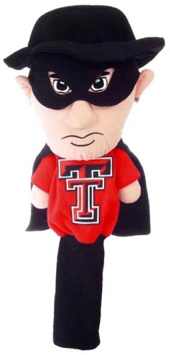 (College Licensed Golf Mascot Headcover - TT )