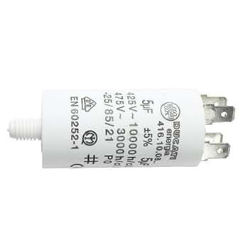 ... Condensadores para amplificadores