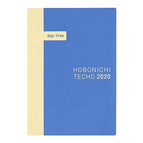 Hobonichi Day-Free 2020 A6 Size (Japanese/A6/Jan 2020 Start)