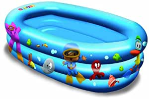 75 x 45cm Funky Design Inflatable Floor Outdoor Baby Swimming Pool Toy