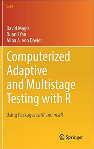 Amazon.com: Computerized Adaptive and Multistage Testing ...