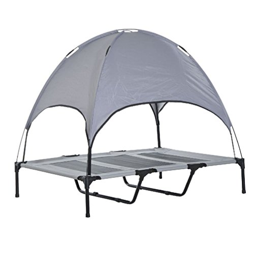 elevated-pet-bed-dog-foldable-outdoor-cot-tent-canopy-shelter-instant