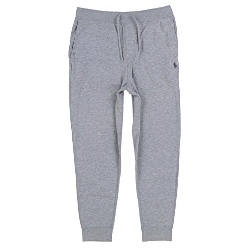 Polo Ralph Lauren Mens Cotton-Blend Jersey Jogger Andover Heather XL ()