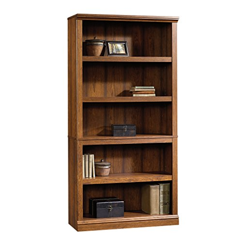 (Sauder 414356 Sauder 5-Shelf Bookcase, L: 35.28