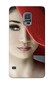 For Galaxy Case, High Quality Red Hat For Galaxy S5 Cover Cases / Nice Case For Lovers' Gifts