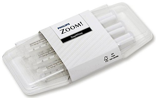 Teeth 22% Professional - Philips Zoom Day White ACP 14% (3 Syringe Pack)