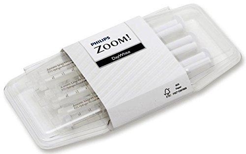 Philips Zoom Day White ACP 14% (3 Syringe - Dentist Teeth Trays Whitening