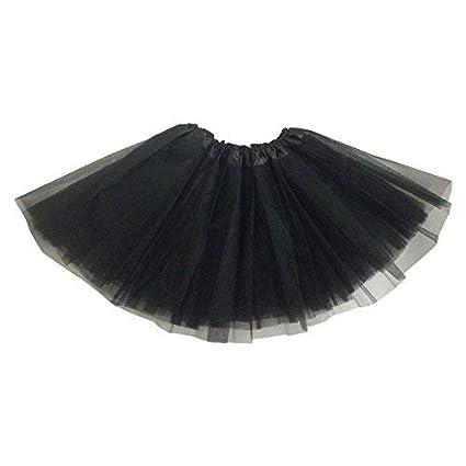 5fe6937c7 Tutu Skirt Skirts Fancy Dress Party Hen Party (Black): Amazon.co.uk: DIY &  Tools