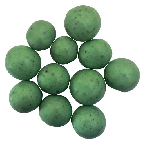OliveNation Mint Chip Malt Balls, 16 Ounce - Gourmet Chocolate Malt Balls