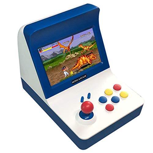 Portable Game Console, Game Console Retro Game Console 4.3 Inch Screen 3000 Games TV-Out Portable Video Game for Kids Regal
