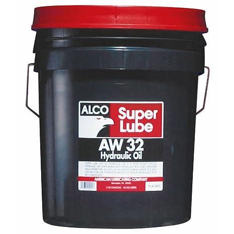 Amazoncom 5gal Aw32 Hydraulic Fluid Automotive