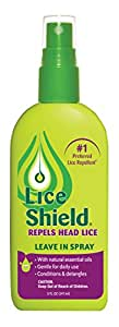 Lice Shield Leave in Spray, 5 Fluid Ounce