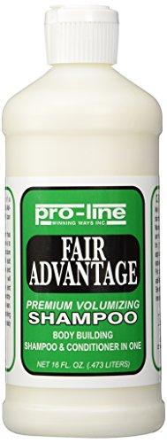 (Chris Christensen - Pro-line Fair Advantage. Shampoo - 16 Oz.)