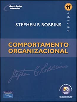 comportamento organizacional stephen p robbins