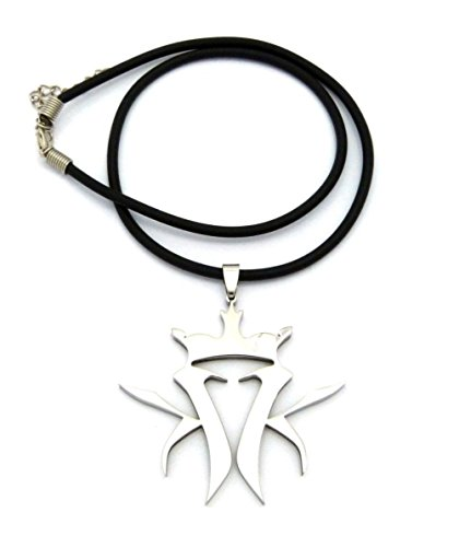 SANDRA Retro Kottonmouth Kings Stainless Steel Pendant 3mm/18