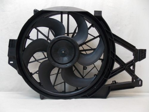 RADIATOR CONDENSER COOLING FAN FOR FORD FITS MUSTANG 3.8 V6 6CYL FO3115131
