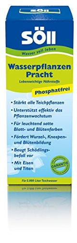 Söll 11320 WasserpflanzenPracht - Lebenswichtige Nährstoffe für Teichpflanzen - 500 ml