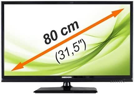 Medion P15129 - Televisor con retroiluminación LED (31,5