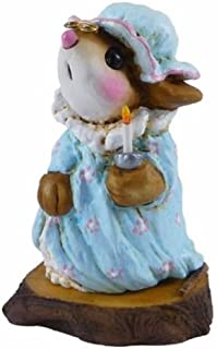 product image for Wee Forest Folk M-14s Nightie Mouse Ltd ED - New 2014 Design
