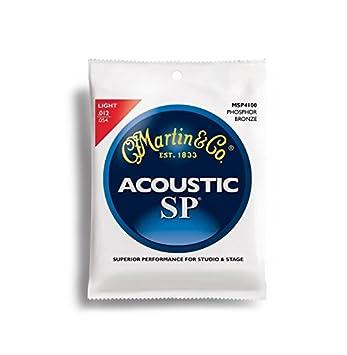 Martin MM12 Retro acoustic guitar strings Light .012-.054