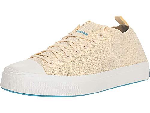 (Native Shoes Unisex Jefferson 2.0 Liteknit Bone White/Shell White 13 Women / 11 Men M US)
