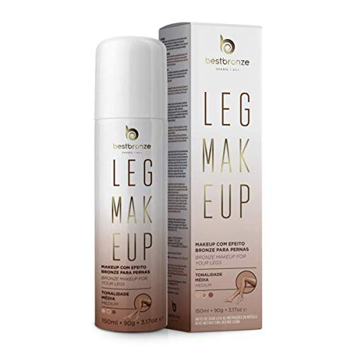 LEG MAKEUP FLAWLESS LEGS IN SECONDS (Medium)