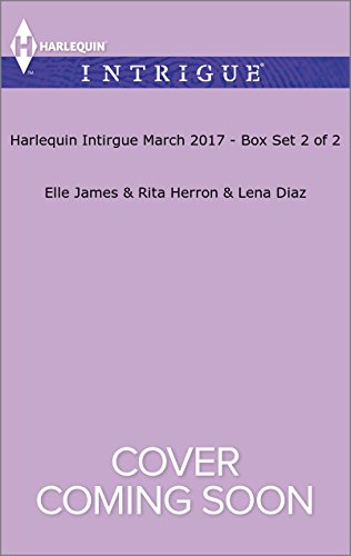 book cover of Harlequin Intirgue March 2017 - Box Set 2 of 2