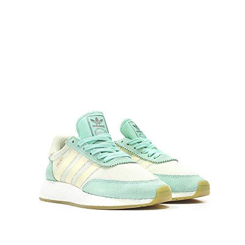 Adidas Mujeres Iniki Runner Mint / Blanco Ba9994 Easter Green / White