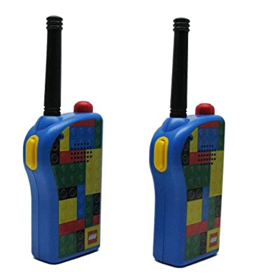 Lego Walkie Talkies from Digital Blue