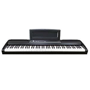 korg sp170s 88 key digital piano black musical instruments stage studio. Black Bedroom Furniture Sets. Home Design Ideas
