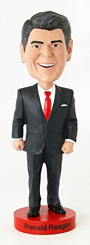 Royal Bobbles Ronald Reagan Bobblehead